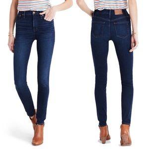 Madewell Size 26 Skinny Skinny Jeans Dark Wash